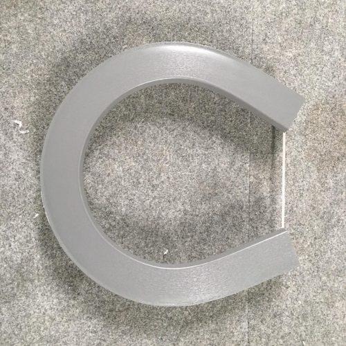 Curva PVC c/ 490 de diâmetro
